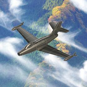 War game aircraft
