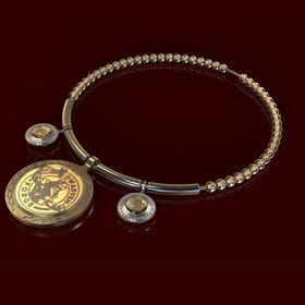 Dwarven forge bracelet