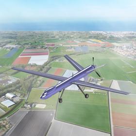 Reaper drone UAV