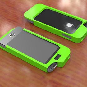 iPhone case concept design