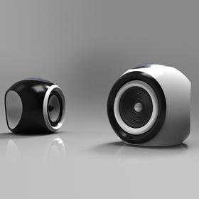 Wifi car speakers