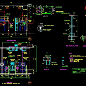 Structural AutoCAD platform