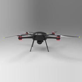 Unique UAV prototype