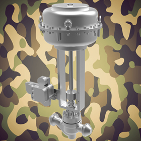 Drag valve design
