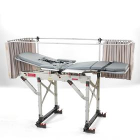 Aerospace medical stretcher design