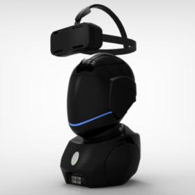 Wow VR dock visualization