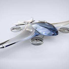 Tilt Drone