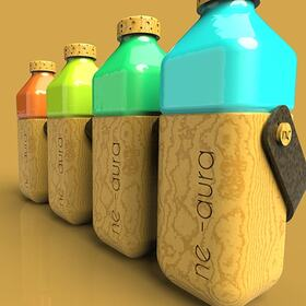 Eco-friendly thermo bottle