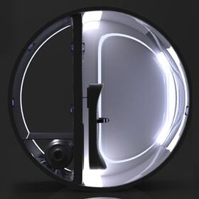Space hotel concept design