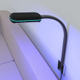 Portable reading light