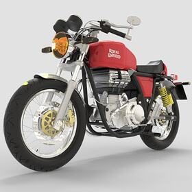 Royal Enfield motorcycle design