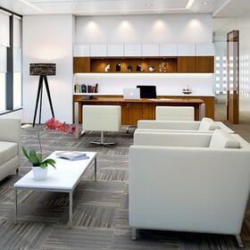 3D corporate office design