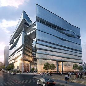 3D industrial building design
