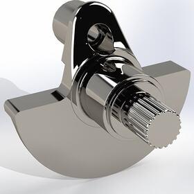 3D engine part design
