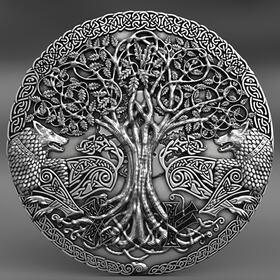 3D pendant design