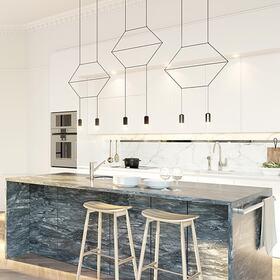 3D kitchen fly-through