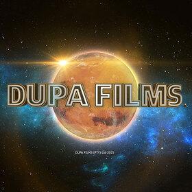 Dupa Films 3D logo