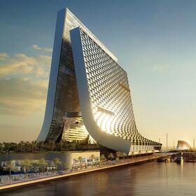 3D building exterior presentation