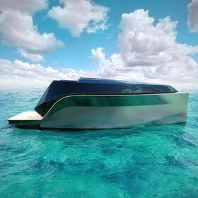 3D yacht presentation