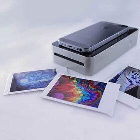 Hand-held printer