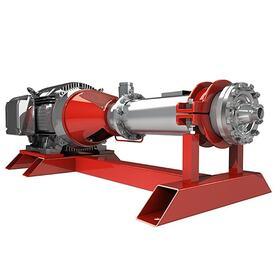 High pressure pump design