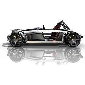 Race car prototype