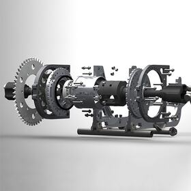 Drivetrain assembly design