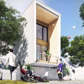 Modern countryside exterior design
