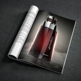 Magazine RTX rendering