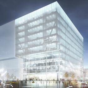 Masterplan CAD design proposal