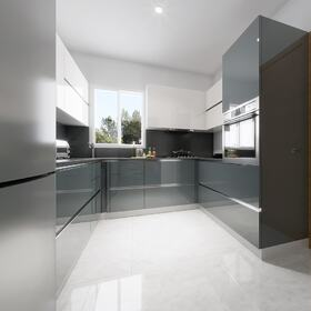 New house kitchen design