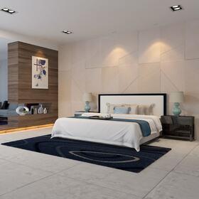 New house bedroom design