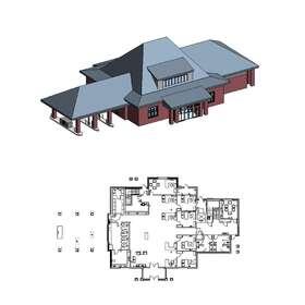 Revit conversion project