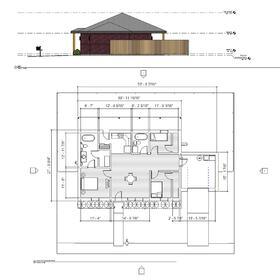 Residential house Revit conversion