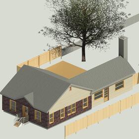 Residential Revit conversion