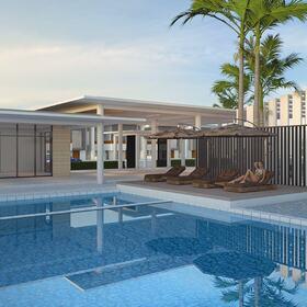 Residential swiming pool Revit Design
