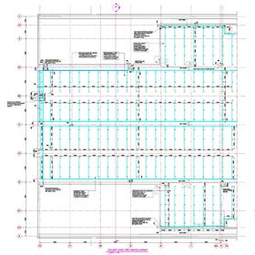 Plumbing and piping shop drawing