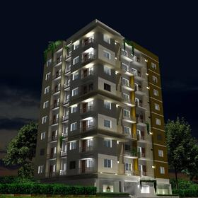 Apartment block design