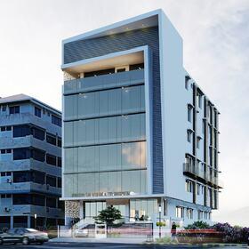 Apartment buiding design