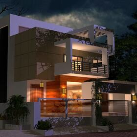 Residential building design