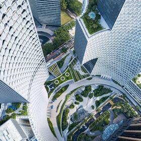 Highrise architectural design