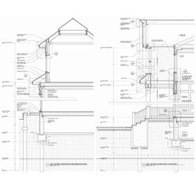 House assembly drawing