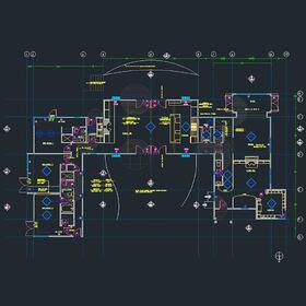 Building AutoCAD conversion