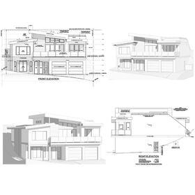 Kitchen CAD design