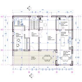 Villa space planning