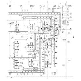 HVAC drafting
