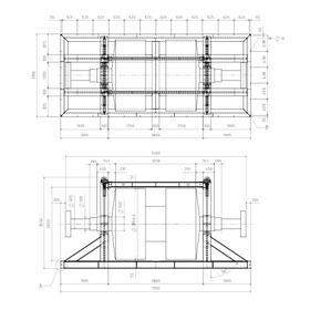 Lifting lug CAD drawing