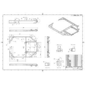 Part CAD drawing