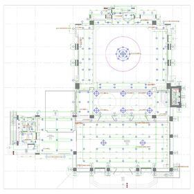 Biolding CAD drawing