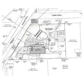 Civil CAD drawing